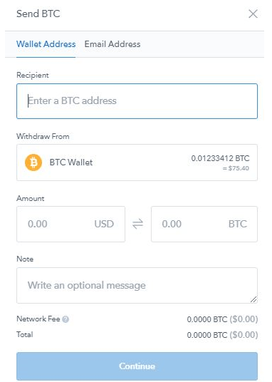 azonnali bitcoin kivonás